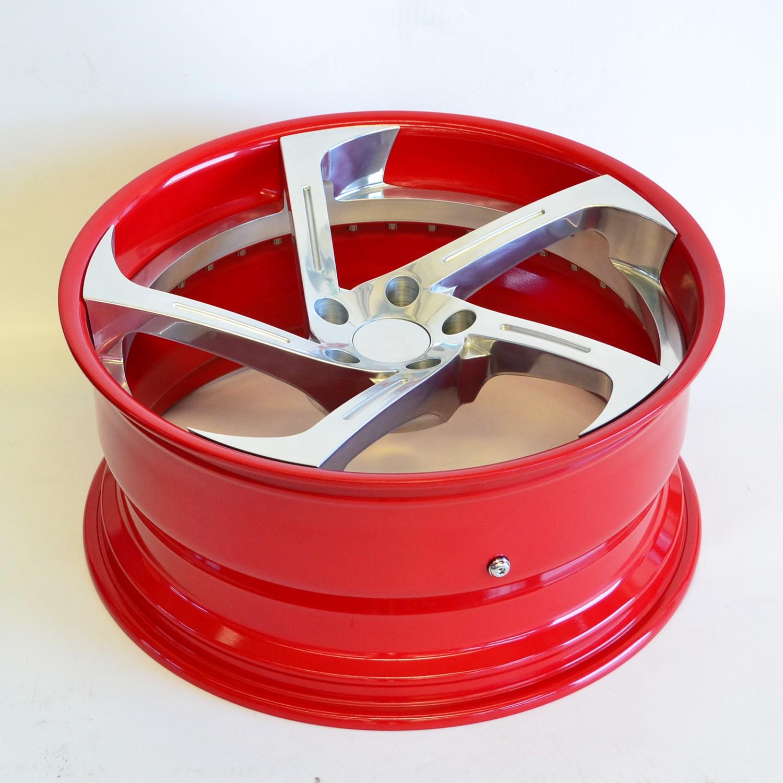 DM139 20x8.5 Forged Wheel 03